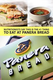 Panera Bread Nutrition Chart Panera Bread Calories Nutrition Facts Healthy Eating