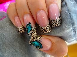 Video) Nail Art Tutorial: Classy Maripositas & Butterflies Animal ...