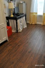 can you lay laminate flooring over linoleum luxury cherry flooring she s crafty vinyl plank