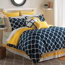 ont ideas blue and yellow comforter set jill rosenwald hampton links bedding collection sets navy