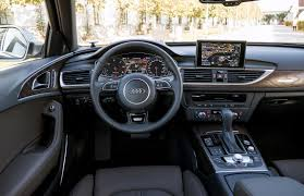 audi 2015 a6 interior. interior changes are even more subtle featuring a different gear knob design and new colour option for s line models not that anyone will complain u2013 the audi 2015 a6 o
