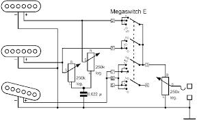 megaswitch e schaller Schaller 5 Way Switch Wiring Diagram schaller megaswitch e 5-Way Strat Switch Wiring Diagram