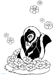 Coloriage Bambi Lovely Bambi Coloring Pages Disney Many
