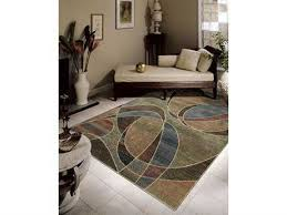 nourison expressions rectangular beige area rug