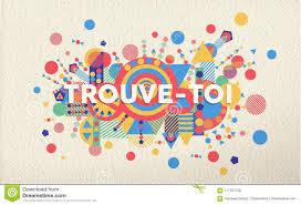 Trouvez Vous Affiche Française De Citation De Motivation