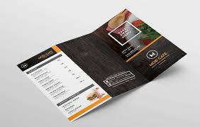 Tri Fold Menu Template 041 Tri Fold Menu Template Free Real Estate Trifold