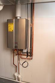 Gas Wall Heater Installation Our Old House A Blog Archive A Installing A Tankless Water Heater