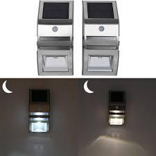 White Solar Lights Outdoor White Warm White Solar Light Led Pir Motion Sensor Solar
