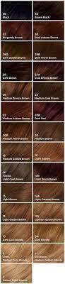 Hair Dye Shades Clairol Hair Color Hair Color Brown