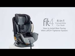 chicco fit4 4 in 1 car seat