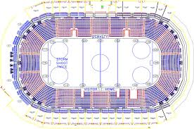 Georgian College Theatre Seating Chart Guelph Storm Seating Charts Sleeman Centre