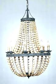 blue beaded chandelier wooden beaded chandelier beaded light fixtures aged wood beaded chandelier wood bead beaded
