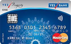 Hdfc platinum edge credit card limit. Compare Yes Prosperity Rewards Plus Vs Yes Prosperity Edge