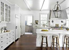 white country cottage kitchen. Delighful White White Country Cottage Kitchen Smooth Cream Colored Ceramic Floor Tile Plain  Bowl Gray Granite Backsplash And Y