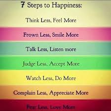 Pravs World Good Morning Quotes Best of Simple Ways To Achieving Happiness 24 Steps To Happiness On Pravs