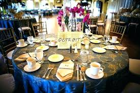 round table decorations centerpieces for tables with candles and flowers beautiful served in dini