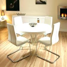 white kitchen table and chairs set round tables gloss regarding modern house small modern round kitchen table n13 table