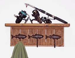 Rifle Coat Rack Alpine Craft Works Fish Hook Coat Racks 80