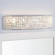 glam lighting. Dyer 4-Light LED Bath Bar Glam Lighting