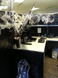 office halloween decorations scary. Cubicle Office Halloween Decorations Scary C