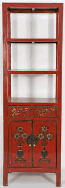 asian inspired furniture. asian furniture asianinspired handpainted book case from china inspired