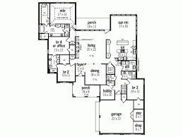 5 bedroom house plans with bonus room