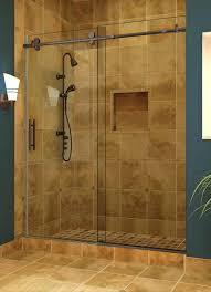 frameless shower doors frameless pivot shower doors