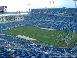 Everbank Field Concert Seating Chart 14 Described Jags Stadium Seat Chart