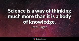 Beautiful Science Quotes Best of Carl Sagan Quotes BrainyQuote