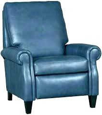 blue leather recliner navy chairs rocker dark chair teal green recline southern motion teal leather rocker recliner
