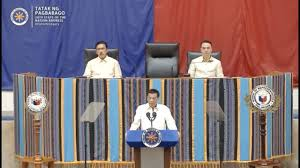 The speech was not pivoted on an anchor. Highlights Of Duterte S 4th State Of The Nation Address Inquirer News