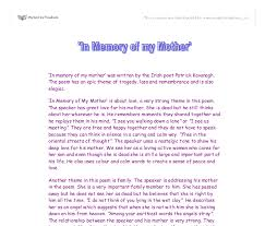 essays describing a mother a sample of a descriptive essay about my mother grademiners com