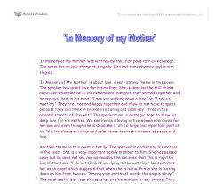 essays describing a mother a sample of a descriptive essay about my mother grademiners com