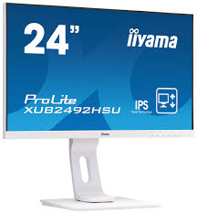 "ProLite XUB2492HSU-W1 24"" IPS technology panel with ... - iiyama"