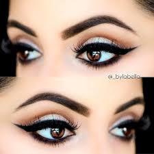 eye makeup for dark brown eyes insram ytics