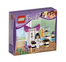 Đồ Chơi Lego Friends 41002 Võ Đường Con Gái Giá Cực Rẻ