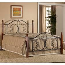 wood post bed frame – flatheadeyh.org
