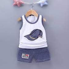 <b>2019 Children's</b> Summer Clothing Cute <b>Boy Girl</b> Sleeveless ...