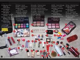 makeup artist lottie stannard s basic kit essentials from two magazine