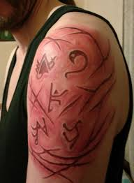 beast runeword tattoo refreshed album on imgur