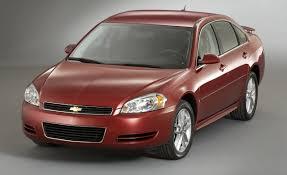 2008 Chevrolet Impala | Review | Reviews | Car and Driver