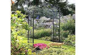 Small Picture Summer Garden Archway Stock Photo Image 57286272 hornby garden