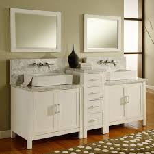 wonderful double sink bathroom rugs trendy double sink vanity white carrera for solid surface