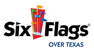 Image - Six-flags-over-texas-logo.png | Warner Bros. Entertainment ...