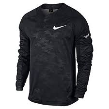 amp; Amazon Nike Training Large Wind 704707-010 Sports Outdoors Vapor Size Baseball Black Shirt com Patriots Come Back, Beat Ravens