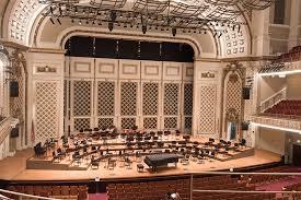 Cincinnati Music Hall Seating Chart Music Hall Seating