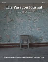The Paragon Journal Issue Eight by The Paragon Journal issuu