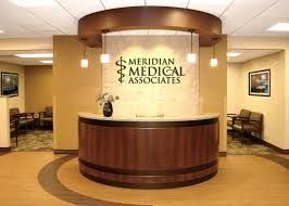 Medical Office Reception Medical Reception Area Design Logo Lighting Tone