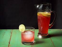hibiscus tequila cooler recipe