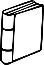 closed book vector